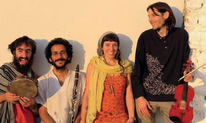 Concert de musiques  traditionnelles de la Méditerranée