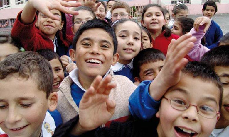 Journée nationale de l'enfant : UNICEF rappelle les efforts déployés par le Maroc