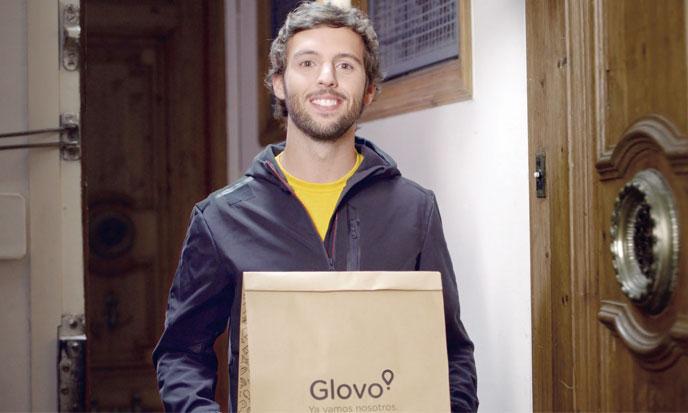 Glovo lève 150 millions d'euros pour  se développer au Maroc et dans le monde