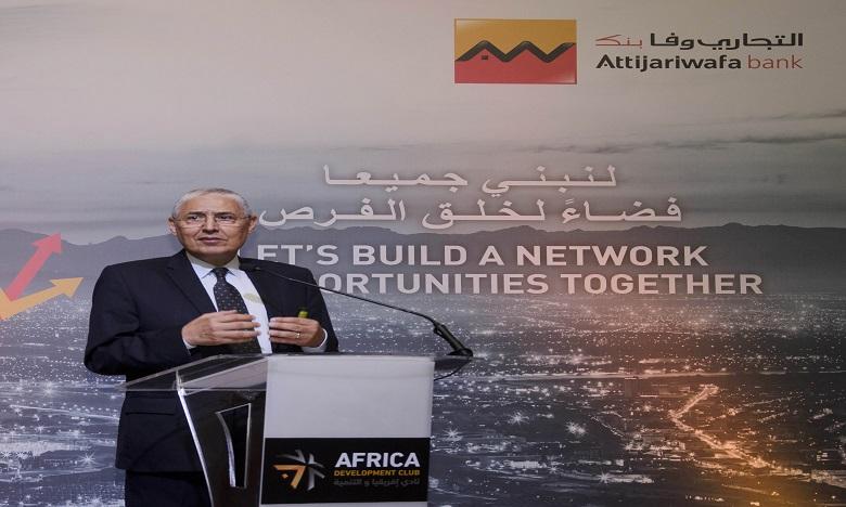 Attijariwafa bank lance le Club Afrique Développement-Egypte