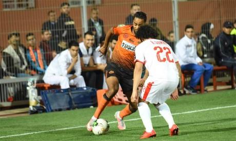 L'international tunisien Hamdi Nagguez a été averti lors du match aller.  Ph. Saouri