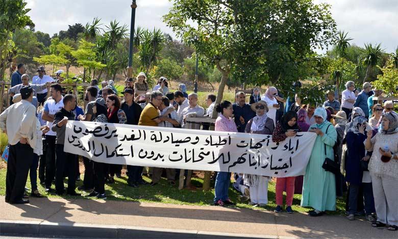 Les étudiants de médecine et de pharmacie boycottent  la première journée des examens