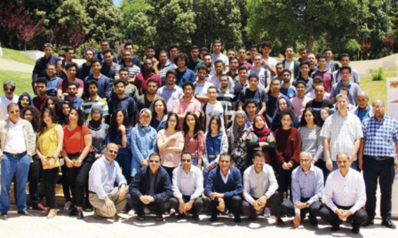 Le Matin - 102 étudiants bénéficiaires de la 13e édition  de la Semaine de concentration scientifique