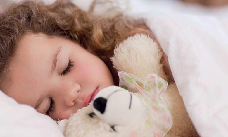 Plus les enfants passaient du temps à faire la sieste, plus les effets positifs étaient notables, selon l'étude.