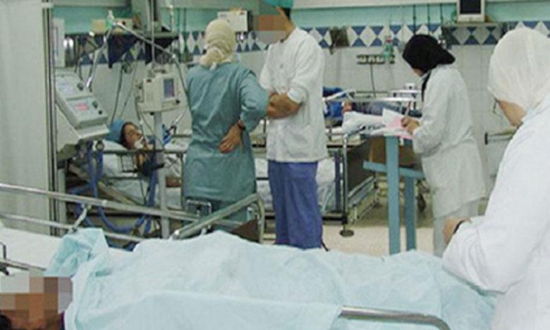 Campagne médicale au profit  de 500 personnes à El Hajeb