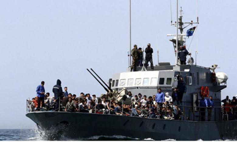 Appel à suspendre la coopération avec  les garde-côtes libyens
