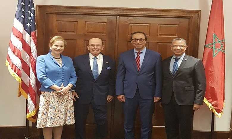 Le Maroc veut profiter de l'expérience américaine  en matière de gestion des ressources hydriques