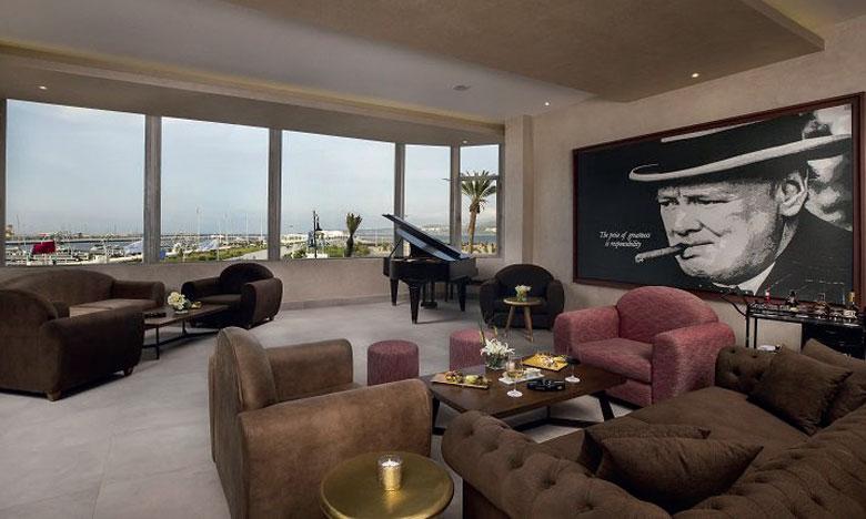 L'ancien hôtel mythique Rif Tanger renaît de ses cendres
