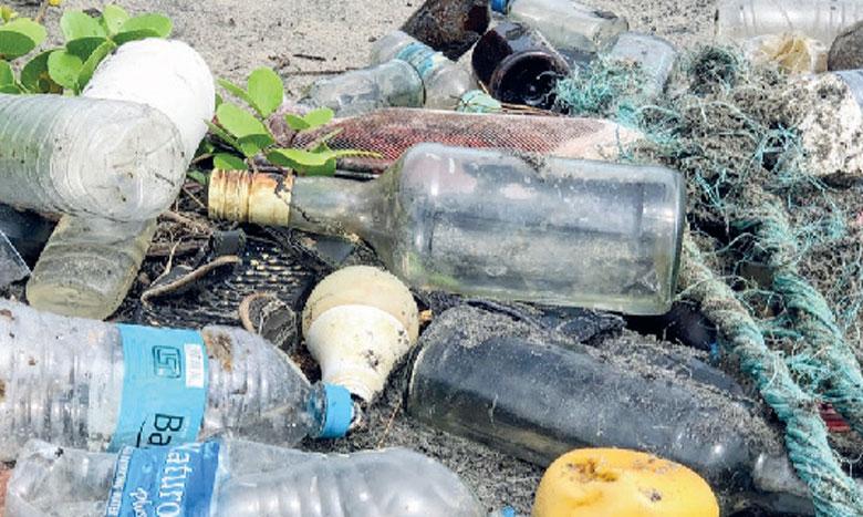 5.000 milliards de pièces de plastique flottent dans les océans, ont estimé des scientifiques. Ph. DR