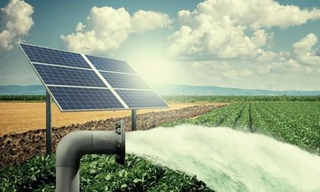 Agriculture : Une journée de sensibilisation  aux avantages du pompage solaire