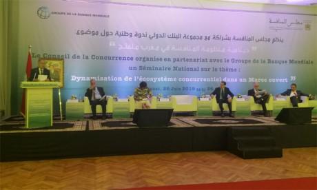 La Banque mondiale salue l'engagement du Maroc à créer un environnement des affaires concurrentiel