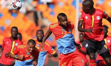 L'Ouganda crée la surprise face à la RDC  et prend la tête du groupe A