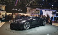 Bugatti ou le luxe extrême des bolides faits main