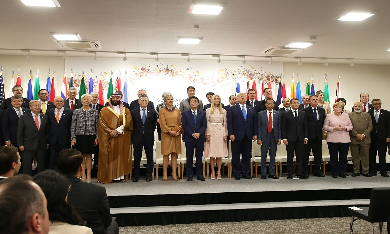 G20 : 19 membres réaffirment leur engagement pour l'accord de Paris