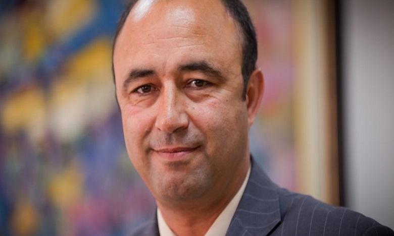 Lotfi Sekkat, nouveau PDG du Crédit Immobilier et Hôtelier