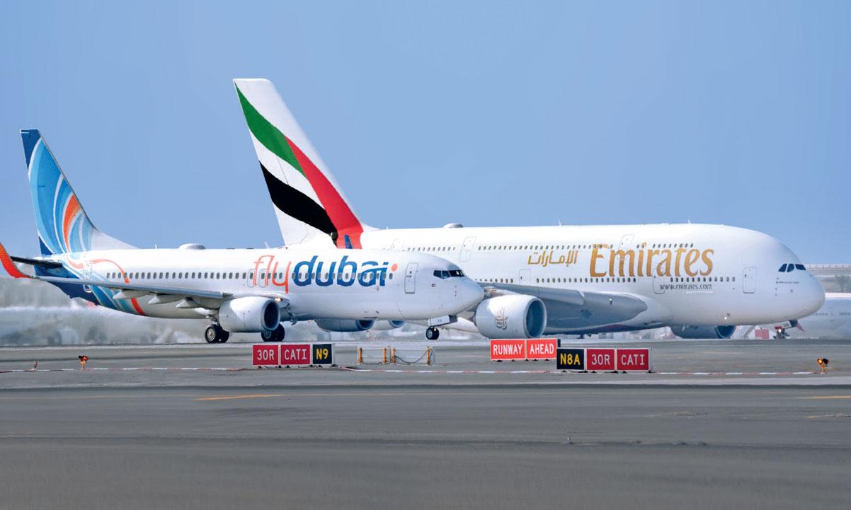 Emirates double ses liaisons  Casablanca-Dubaï
