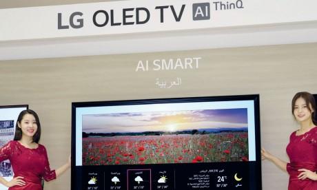 Les téléviseurs LG OLED  décrochent le label