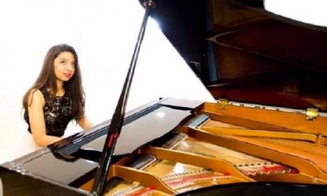 La Marocaine Nour Ayadi vainqueur du prix Cortot de piano