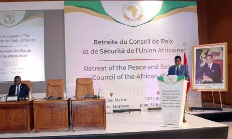 Le Maroc plaide pour une réforme authentique, inclusive et holistique du Conseil de paix et de sécurité de l'Union africaine