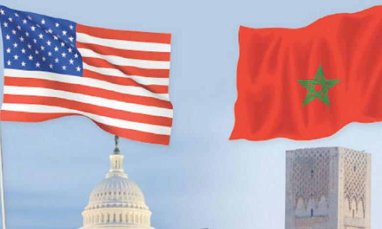 Le potentiel des régions marocaines  exposé aux États-Unis