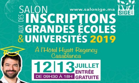 Salon des Grandes Écoles et Universités: Une 3e édition en juillet