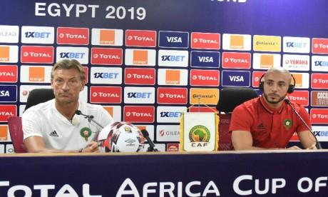 """Hervé Renard : """"Face au Cameroun, cette équipe du Maroc a fini par conjurer le sort... Ce serait une bonne chose que l'on continue"""""""