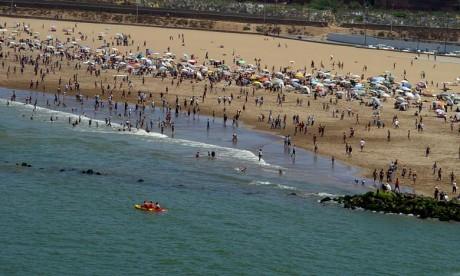 Une application pour s'informer sur les plages au Maroc