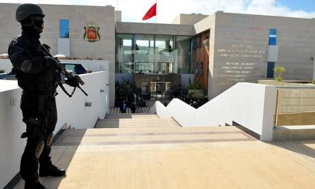 Démantèlement à Tétouan d'une cellule terroriste composée de cinq individus