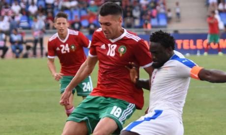 L'incroyable réalisme de la Gambie surprend les Lions de l'Atlas à Marrakech