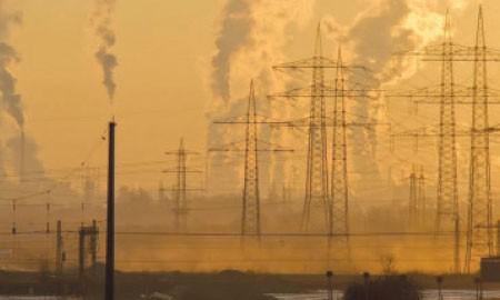 Nouveau record d'émissions  mondiales de CO2