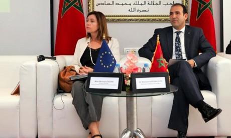 L'Institution du Médiateur présente son projet à Rabat