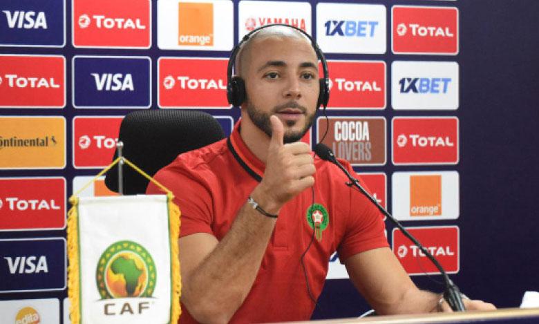 Noureddine Amrabat : «On sait que ça va être difficile, mais on est prêt pour ce duel»