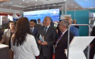 Le salon a été inauguré le 13 juin courant par le gouverneur de la préfecture d'arrondissements de Casablanca-Anfa, Rachid Afirat. Ph. Sradni