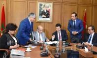 Deux prêts de 2,27 milliards de dirhams pour contribuer au financement du projet de surélévation du barrage Mohammed V et de la voie express de contournement de la ville de Laâyoune