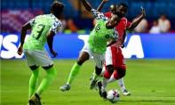 Les Nigérians se sont imposés contre le Burundi (1-0) lors de leur premier match de la Coupe d'Afrique des Nations. Les Super Eagles occupent ainsi le fauteuil de leader de ce groupe avec 3 points. Ph : AFP