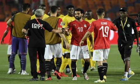 L'Egypte s'impose face au Zimbabwe (1-0)