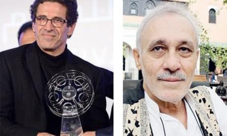 Hommage aux cinéastes marocains Saâd Chraibi, Kamal Kamal et Mohamed Benkaddour