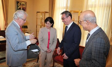 L'Académie du Royaume du Maroc a tenu vendredi une conférence sur La croissance de la Chine.
