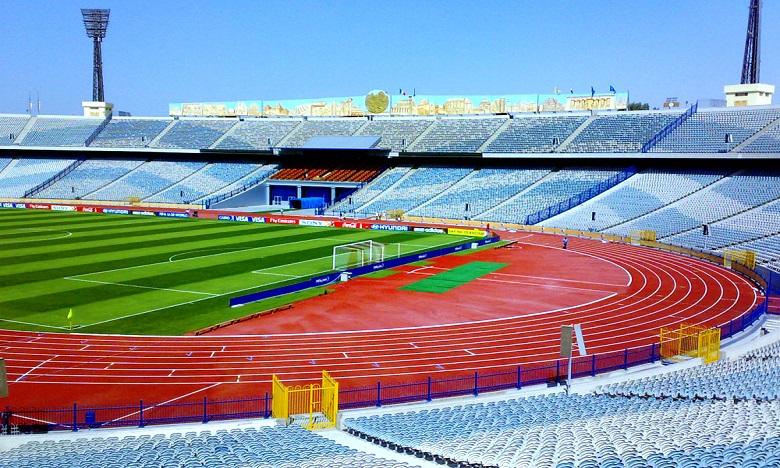 Le stade international du Caire abritera les matches du groupe A, composé de l'Egypte, RDC, Ouganda et Zimbabwe. Ph. DR