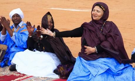 Des artisans marquent de leur empreinte le Moussem de Tan-Tan