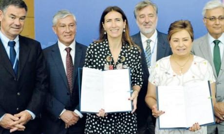 Le Chili et l'ONU signent  un accord de pays hôte