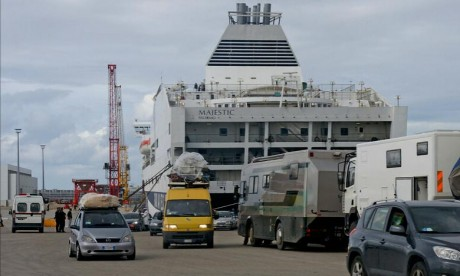 Tanger-Med : Avortement d'une opération de trafic de stupéfiants