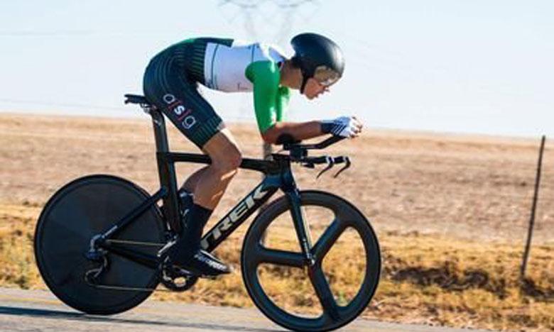 Le Sud-Africain Oosthuizen  Jason vainqueur de la 2e étape