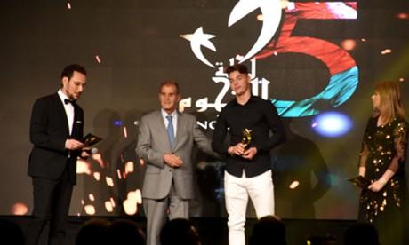 Mohamed El Aziz sacré meilleur joueur
