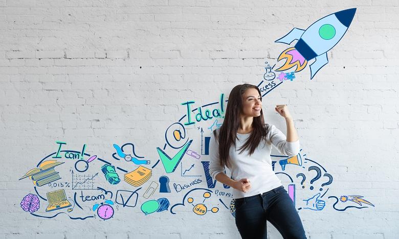 Le Challenge franco-marocain de l'entrepreneuriat  vise à accompagner les jeunes passionnés par la création d'entreprise. Ph: shutterstock.