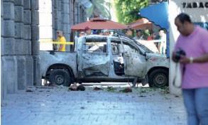 Un double attentat fait ressurgir  le spectre de la violence en Tunisie