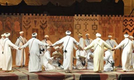 La 8e édition du Festival national des arts d'Ahwach, du 27 au 29 juin