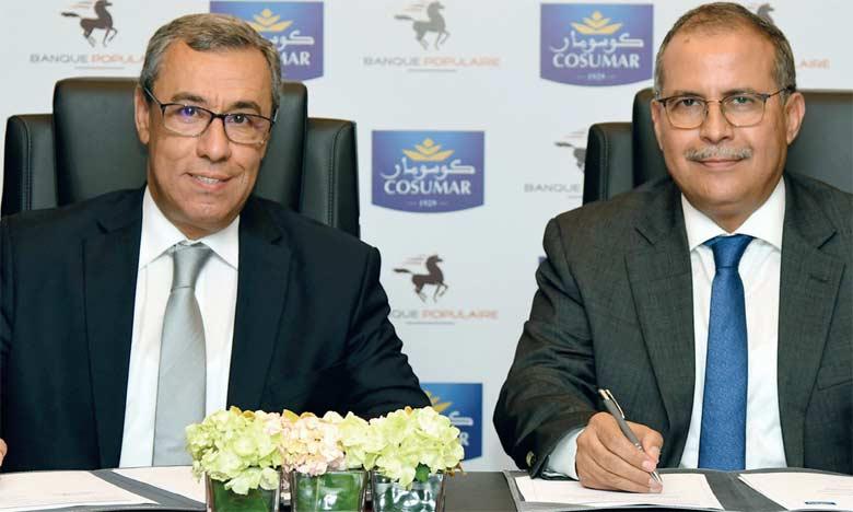 Ce partenariat permettra aux deux parties de contribuer au développement d'un secteur stratégique du Plan Maroc vert.
