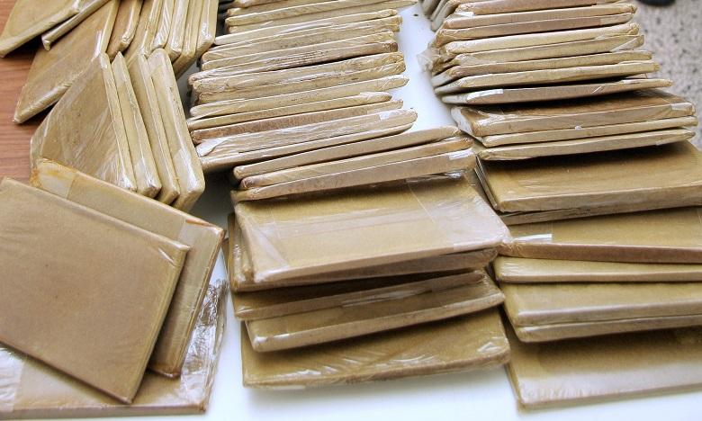 Une enquête a été ouverte pour appréhender toutes les personnes impliquées dans cet important trafic de stupéfiants. Ph. Archives