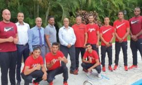 L'équipe nationale prépare  les Jeux africains à Cuba